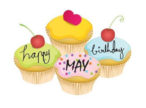 May Birthdays at ADC
