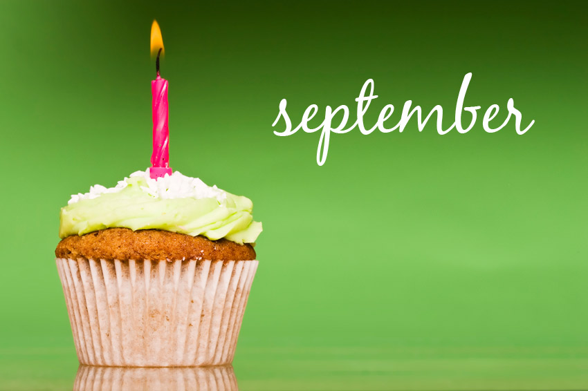 September Birthdays at ADC