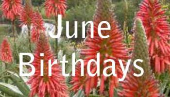 June Birthdays at ADC