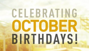 October Birthdays at ADC