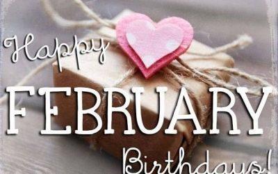 February Birthdays at ADC