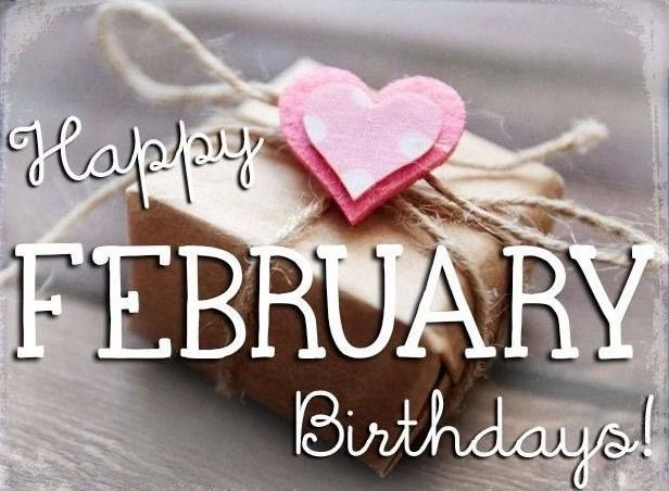 February Birthdays at ADC