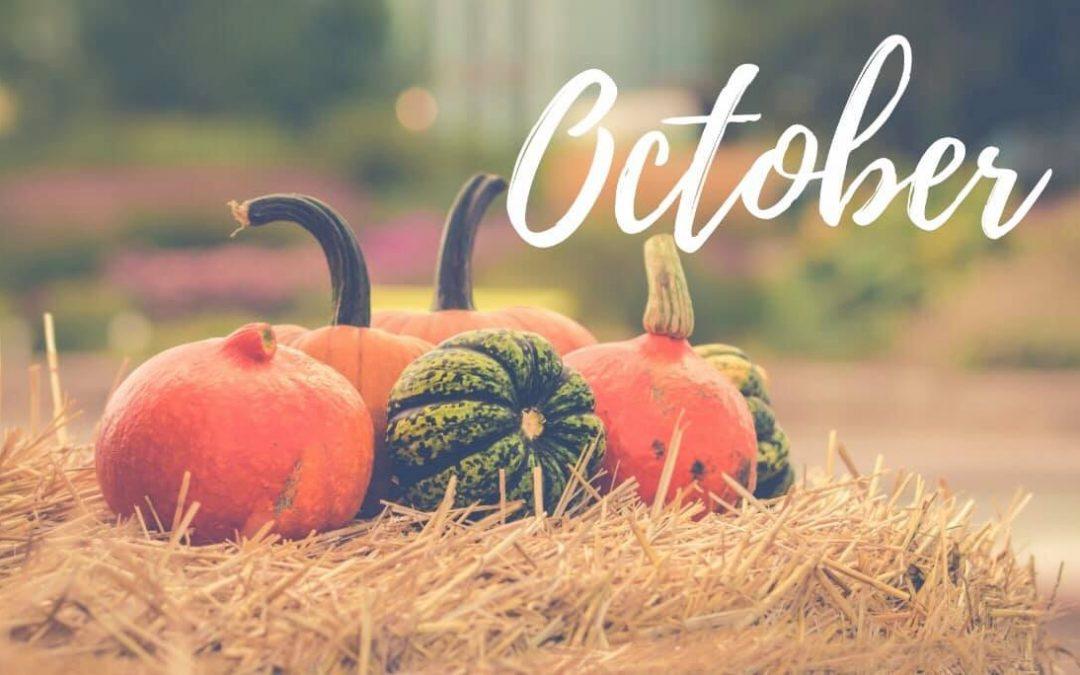 October Birthdays at ADC