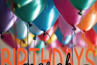 March Birthdays at ADC
